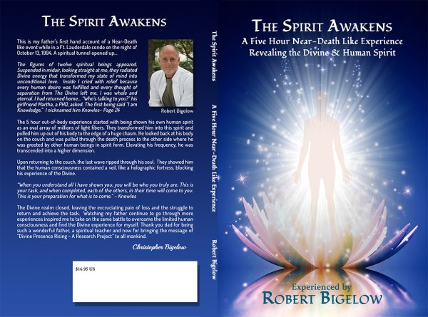 The Spirit Awakens - A Five Hour Near-Death Like Experience Revealing The Divine & Human Spirit